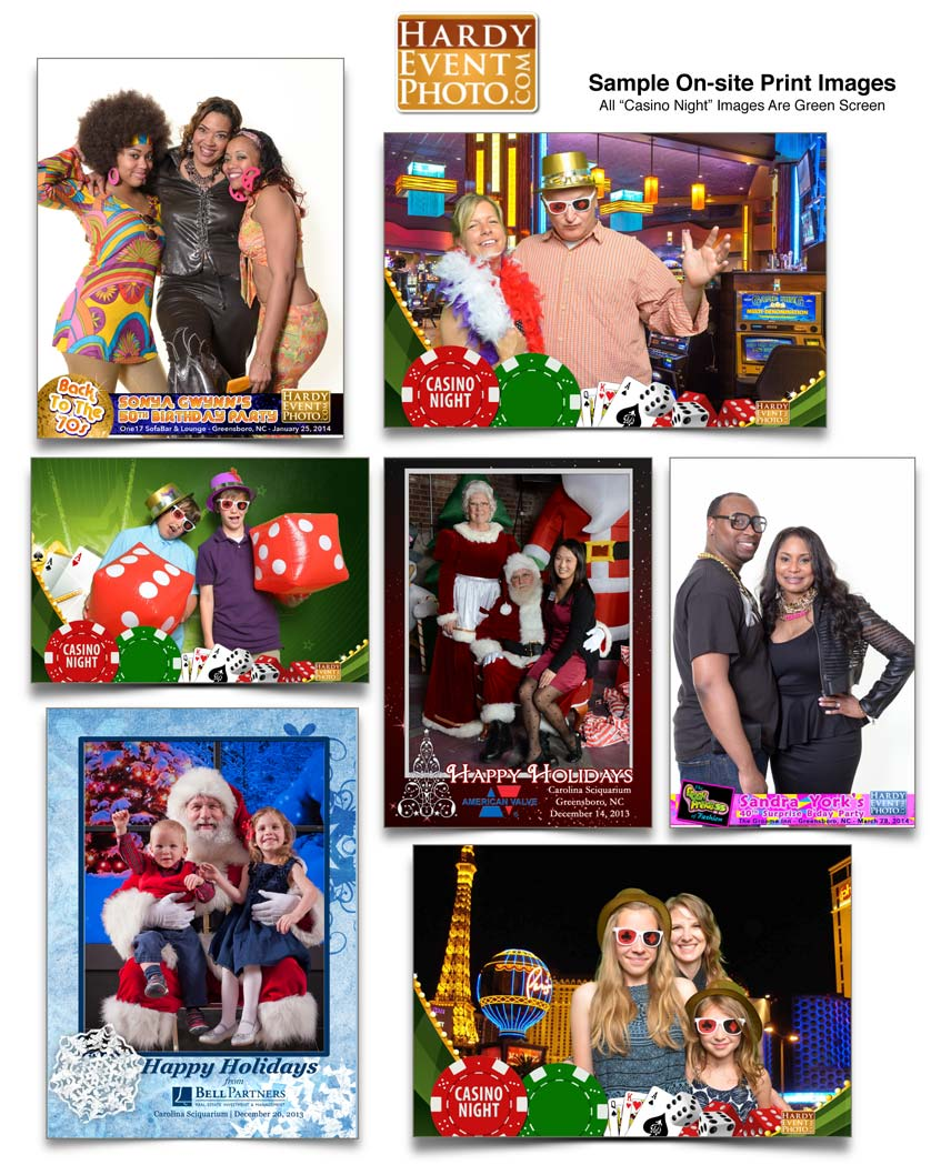 Hardy Event Photo Sample On Site Print and Photo Booth Images